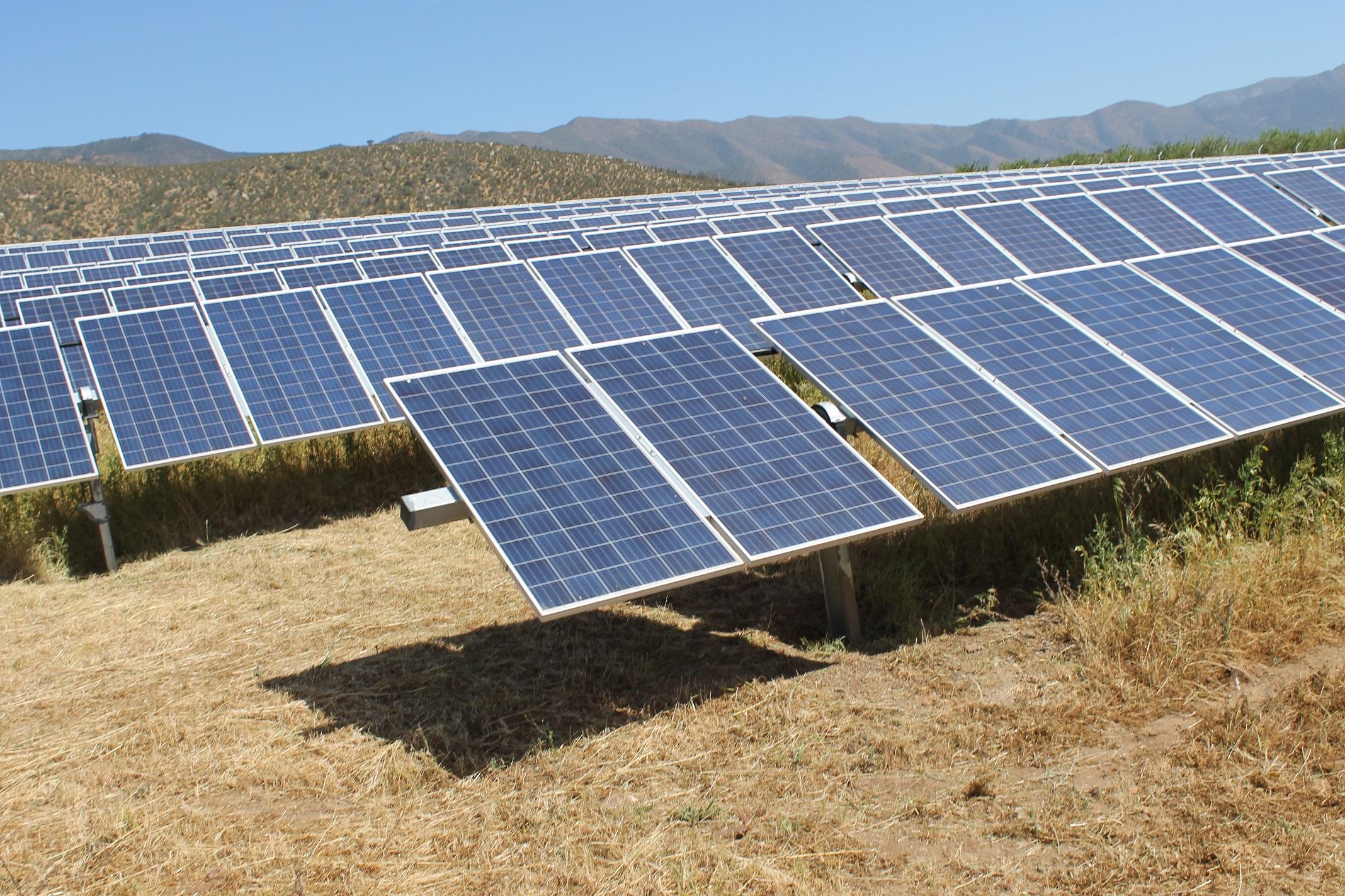 Se aprueba construcción de Planta Fotovoltaica en la Provincia de Quillota