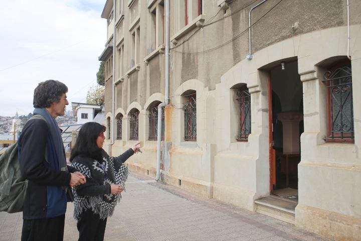 Visitantes podrán conocer la antigua morgue y las ex dependencias de la comunidad religiosa del Hospital Van Buren