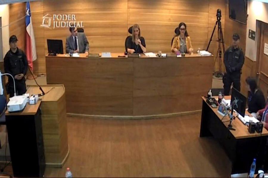 TRIBUNAL ACOGIÓ REFORMALIZACIÓN EN CASO DE ÁMBAR CORNEJO