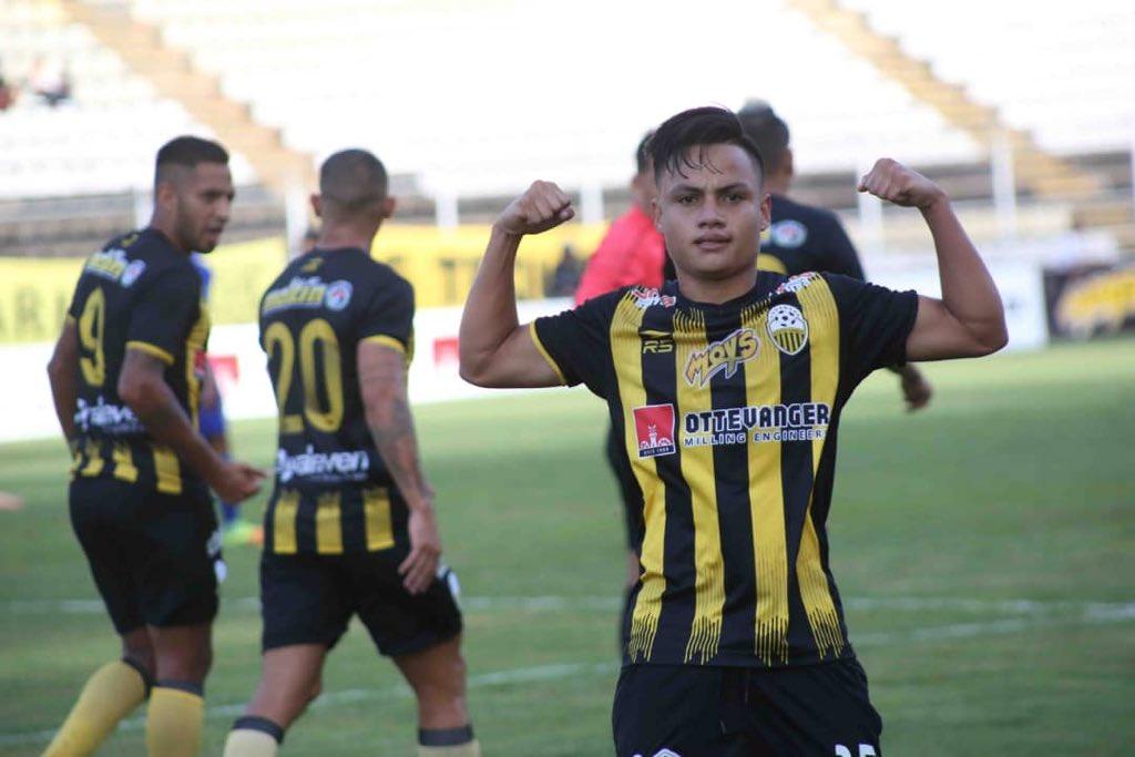 Wanderers ficha un nuevo refuerzo: el venezolano Esli García
