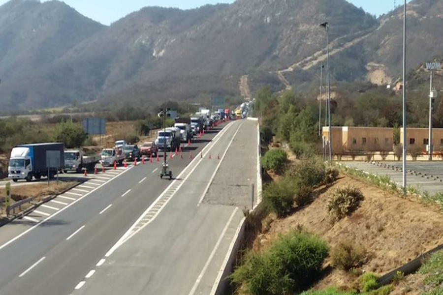Autoridades nacionales anunciaron cordón sanitario para la región de Valparaíso