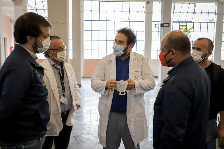 Especialistas reiteran necesidad de aumentar testeos por Covid-19 en Valparaíso