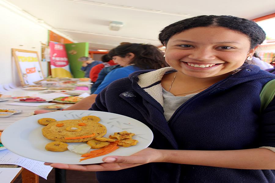 Nutricionistas de la JUNJI orientan sobre qué comer para fortalecer el sistema inmune de los niños y niñas en cuarentena