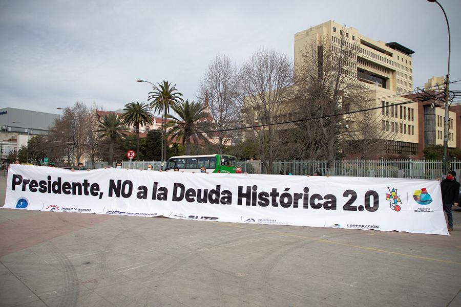 Alcaldía Ciudadana junto a dirigentes gremiales de educación llaman al gobierno a evitar una nueva deuda histórica en la educación pública de Valparaíso
