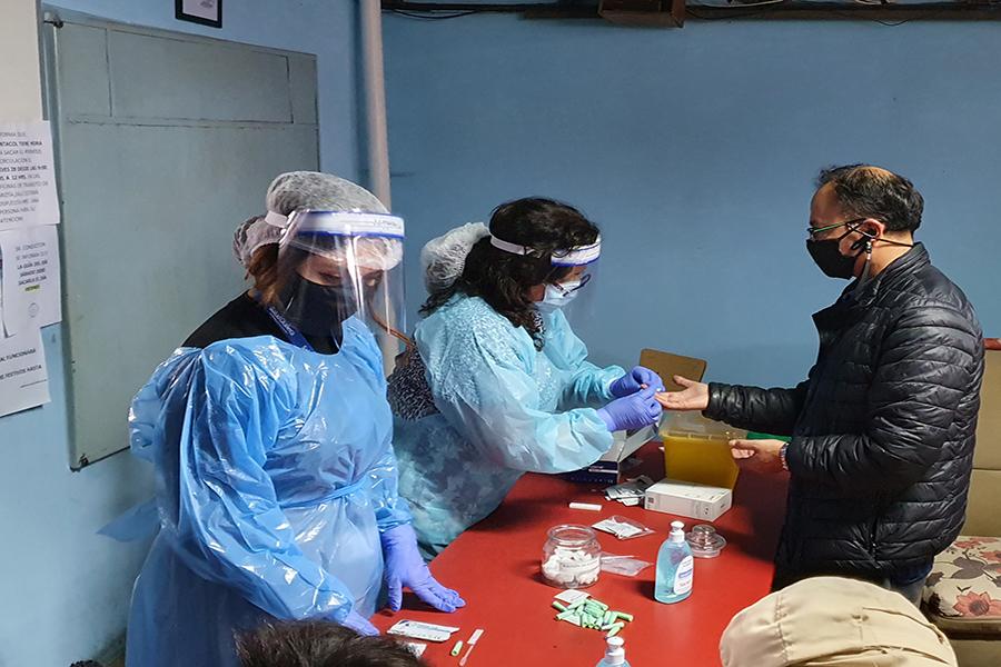 Región de Valparaíso alcanza  86% de trazabilidad de sus casos activos por covid-19