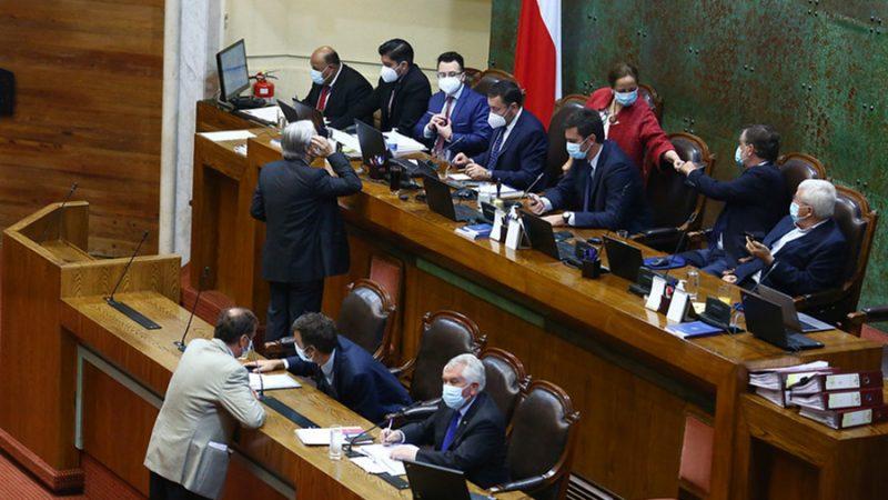 Extensión del estado de excepción fue aprobado hoy por la Cámara de Diputadas y Diputados