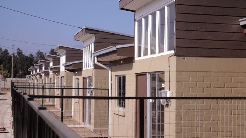 63 familias de Puchuncaví cuentan con nueva vivienda