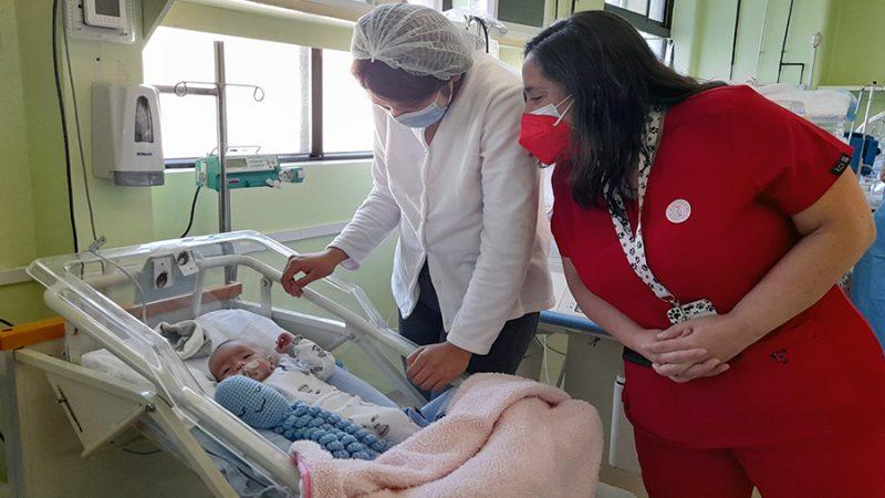 Con primer Lactario Móvil de la región, Hospital Dr. Gustavo Fricke SSVQ  celebra Semana de la Lactancia Materna