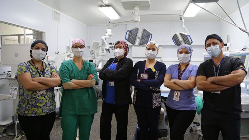 HOSPITAL VAN BUREN COMENZÓ A OPERAR EN HORARIOS INHÁBILES PARA RESOLVER LISTAS DE ESPERA